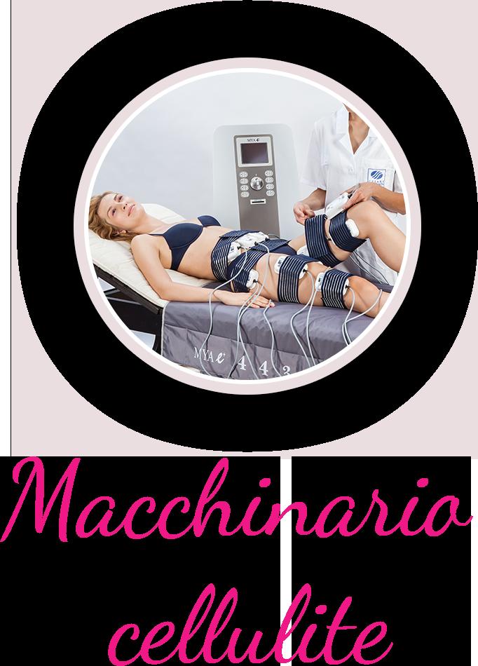 macchinario cellulite - Centro Estetico Rossana Via Candiolo 22/a