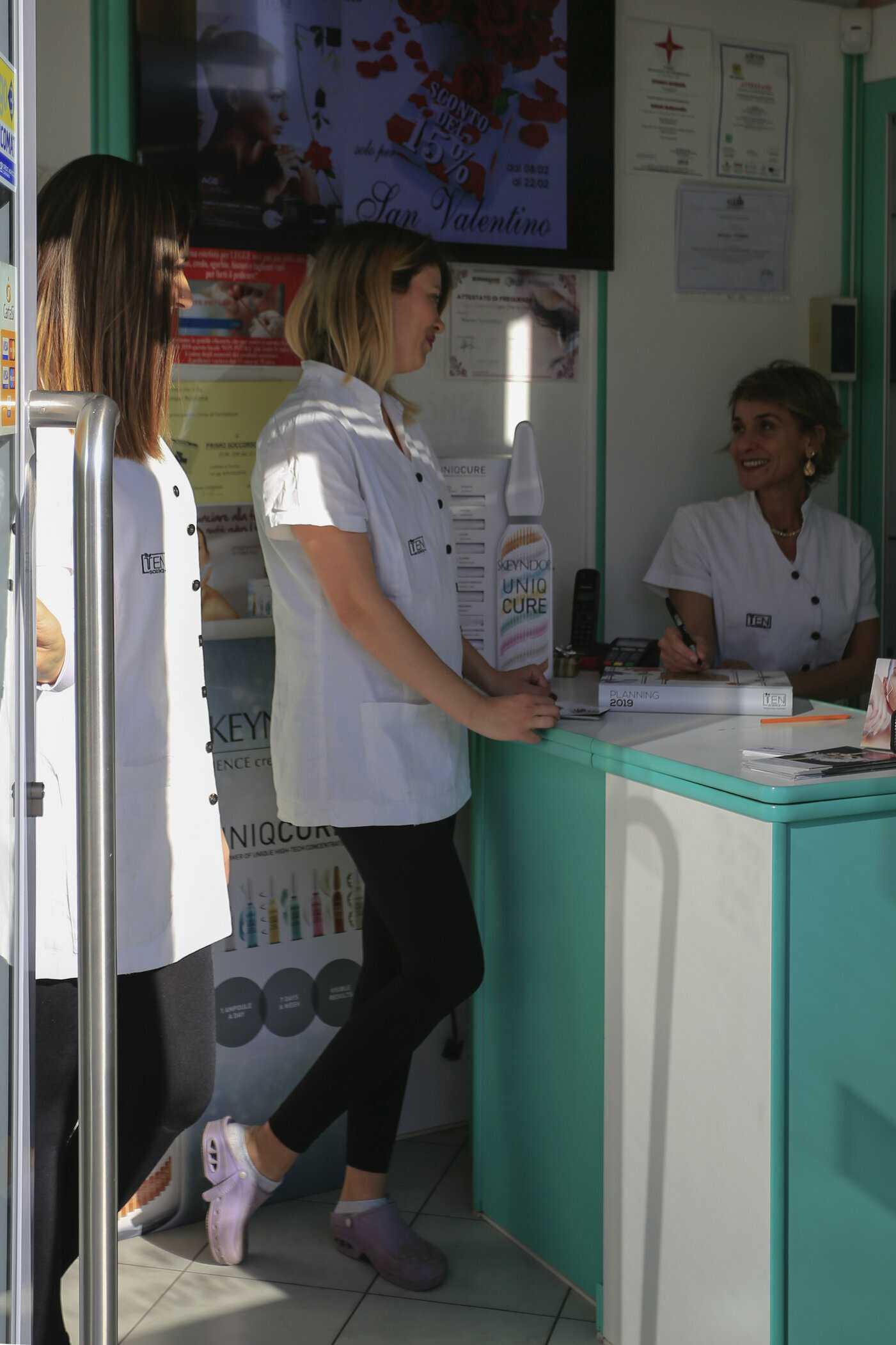 Staff - Centro Estetico Rossana Via Candiolo 22/a