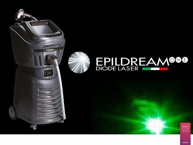 Epildream Diode Laser - Centro Estetico Rossana