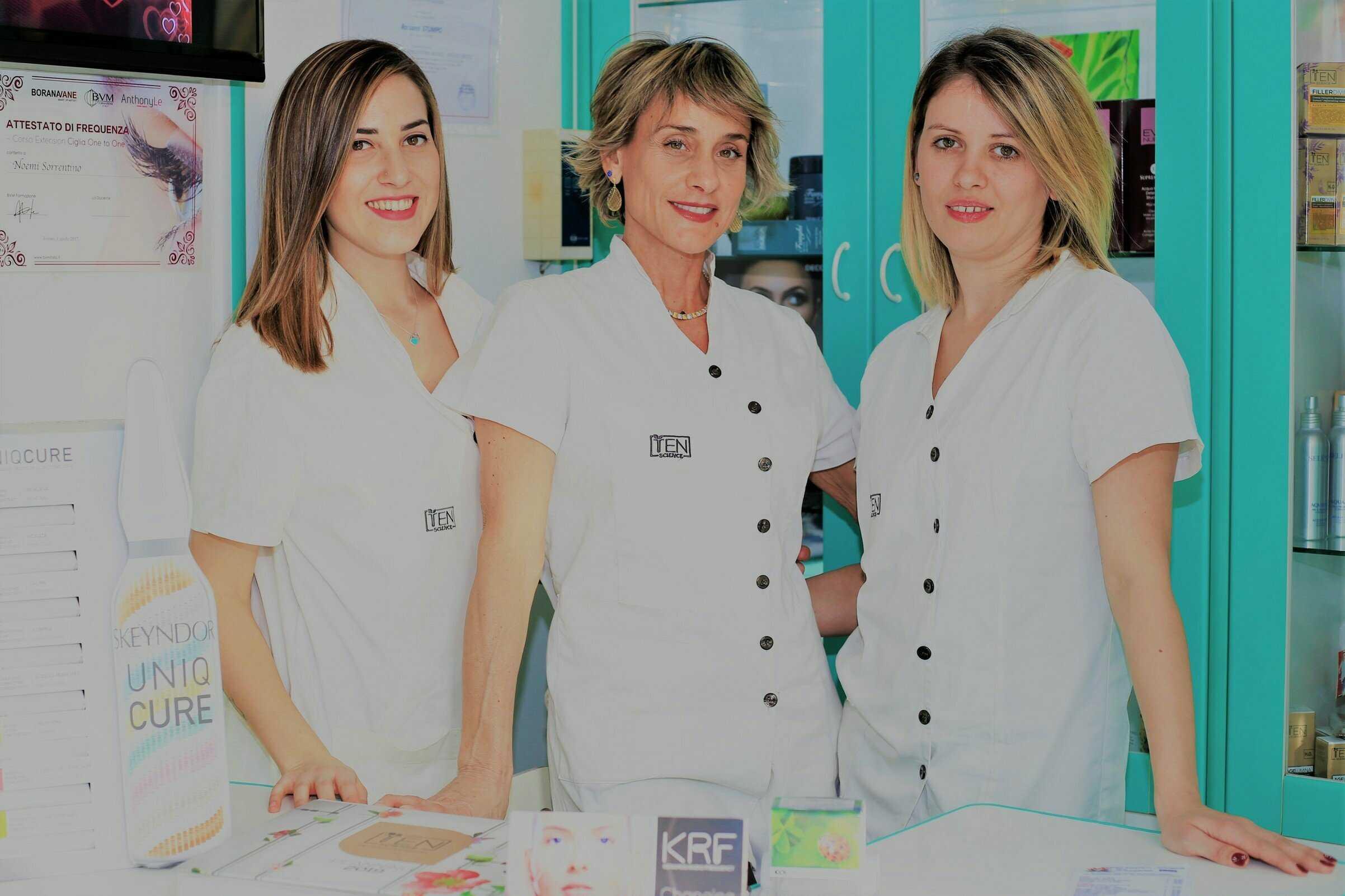 Staff - Centro Estetico Rossana